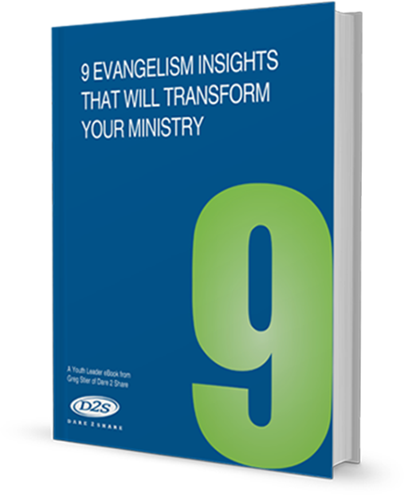 9 Evangelism Insights FREE e-book