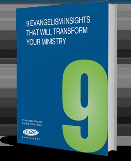 9 Evangelism Insights FREE e-book