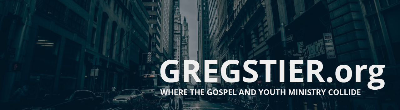 Where Evangelism & Youth Ministry Collide
